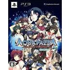 【中古】[PS3]AQUAPAZZA(アクアパッツァ) - AQUAPLUS DREAM MATCH - 初回限定版(20120830)