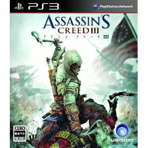 【中古】[PS3]アサシンクリードIII(ASSASSIN'S CREED 3)(20121115)