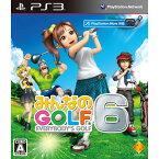 【中古】[PS3]みんなのGOLF 6(みんなのゴルフ 6/みんゴル6)(20121122)