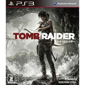 【中古】[PS3]TOMB RAIDER(トゥームレイダー)(20130425)