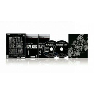 【中古】[PS3]METAL GEAR SOLID THE LEGACY COLLECTION(メタルギア ソリッド レガシーコレクション)(20130711)