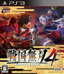 【中古】[PS3]戦国無双4 通常版(20140320)