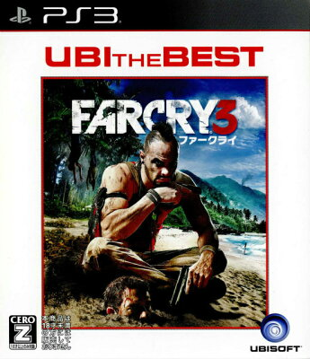 【中古】[PS3]ファークライ3(FARCRY3) ユービーアイ・ザ・ベスト(BLJM-61164)(20140227)