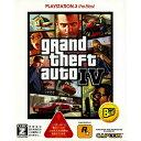 【中古】[PS3]Grand Theft Auto IV(グランド・セ...