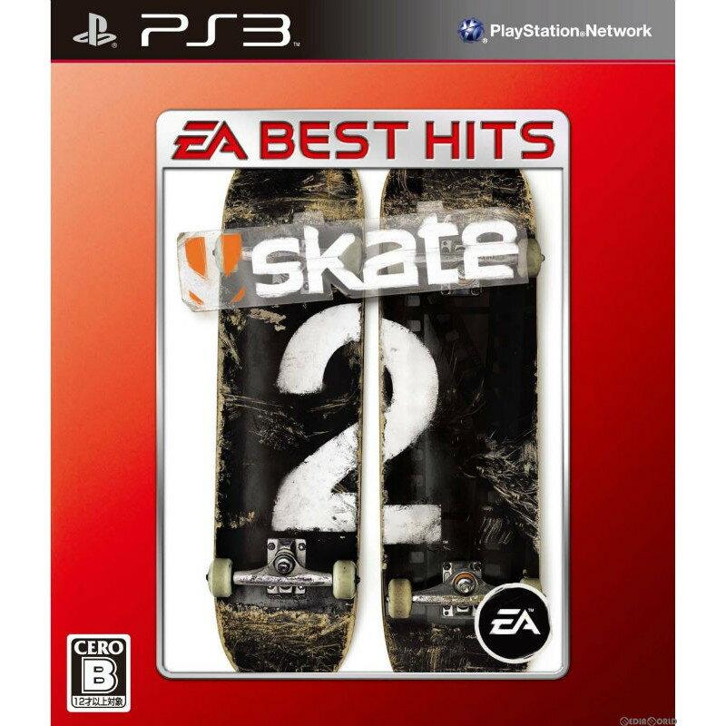 產品詳細資料,日本Yahoo代標|日本代購|日本批發-ibuy99|【中古】[PS3]EA BEST HITS スケート2(skate 2)(BLJM-60201)(…