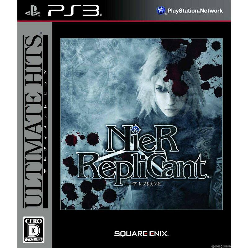 プレイステーション3, ソフト PS3ULTIMATE HITS NieR Replicant()(BLJM-60339)(2011 0421)