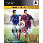 【中古】[PS3]FIFA 15 ULTIMATE TEAM EDITION(限定版)(20141009)
