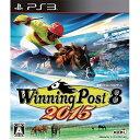 【中古】[PS3]Winning Post 8 2015(ウイニングポスト8 2015)(20150 ...