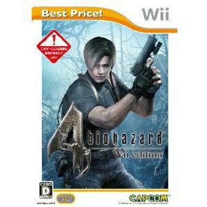 Wii, ソフト Wii4 Wii(Biohazard4 Wii edition)(20070531)