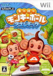 【中古】[Wii]スーパーモンキーボール アスレチック(20100225)