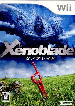 Wii, ソフト WiiXenoblade()(20100610)