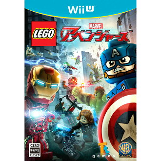 [WiiU,驚奇漫畫復仇者 LEGO LEGO® (20160428)