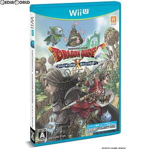 【予約前日発送】[WiiU]ドラゴンクエストX 5000年の旅路 遥かなる故郷へ オンライン(…