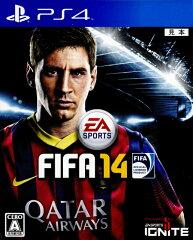 【PS4】FIFA 14 ワールドクラスサッカー