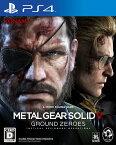 【中古】[PS4]METAL GEAR SOLID 5 GROUND ZEROES(メタルギア ソリッド V グラウンド・ゼロズ)(20140320)