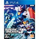 【中古】[PS4]ガンダムブレイカー3(GUNDAM BREAKER 3)(20160303)