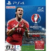 【中古】[PS4]UEFA EURO 2016 / ウイニングイレブン 2016(20160421)【RCP】