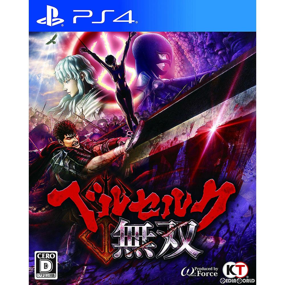プレイステーション4, ソフト PS4(Berserk Musou)(20161027)