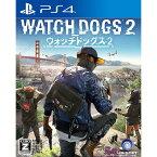 【中古】[PS4]ウォッチドッグス2(Watch Dogs 2)(20161201)