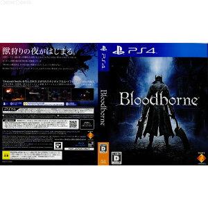 【中古】[PS4](ソフト単品)Bloodborne(ブラッドボーン) 初回限定版(20150326)