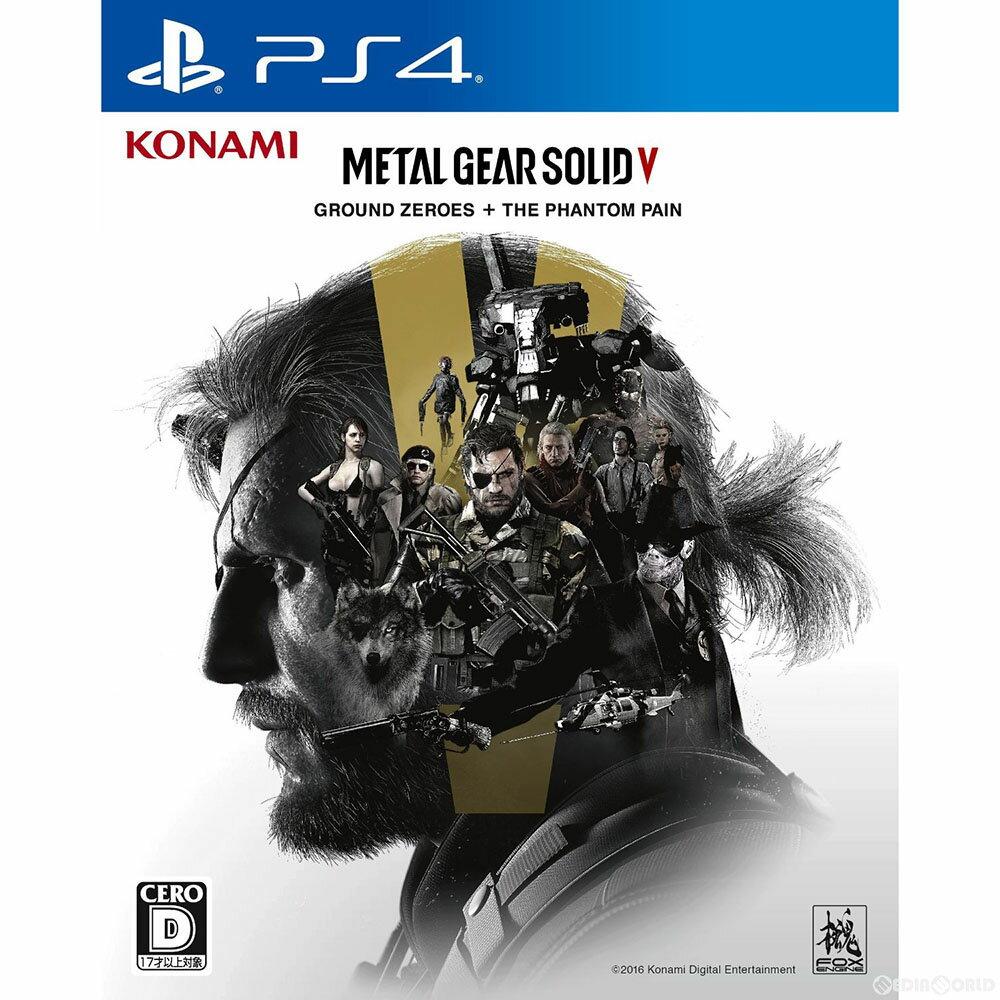 プレイステーション4, ソフト PS4METAL GEAR SOLID V GROUND ZEROESTHE PHANTOM PAIN(5 )(20161110)