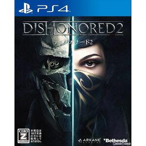 【予約前日発送】[PS4]Dishonored2(ディスオナード2)(20161208)【RC…
