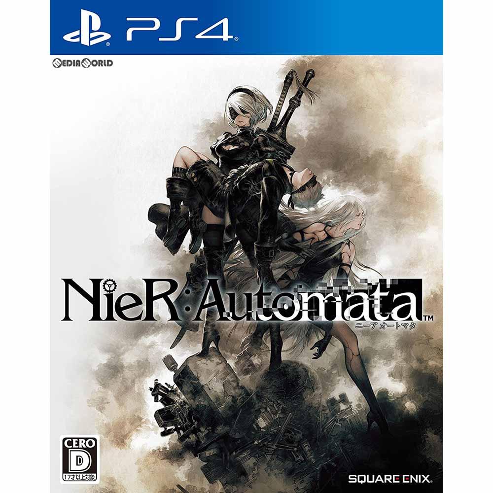 プレイステーション4, ソフト PS4 (NieRAutomata)(20170223)