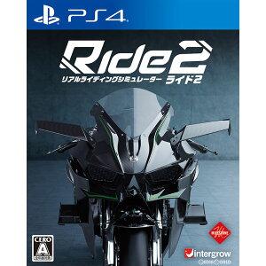【予約前日発送】[PS4]予約特典付 Ride2(ライド2)(20170223)【RCP】