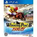 【中古】【表紙説明書なし】[PS4]Winning Post 8 2017(ウイニングポスト8 20 ...