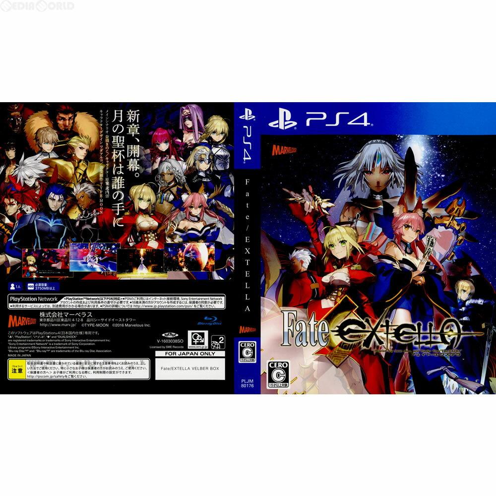 プレイステーション4, ソフト PS4()FateEXTELLA VELBER BOX( )()(PS4)(20161110)
