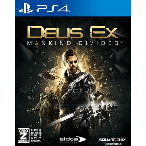 【予約前日発送】[PS4]Deus Ex: Mankind Divided(デウスエクス マン…