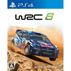 【予約前日発送】[PS4]初回特典付(トヨタ ヤリス WRC) WRC 6 FIA ワールドラ…