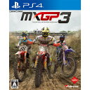 【中古】[PS4]MXGP3 - The Official ...