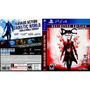 【中古】[PS4]DmC Devil May Cry: De...