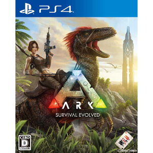 【予約前日発送】[PS4]特典付(序盤サバイバルガイド) ARK: Survival Evol…