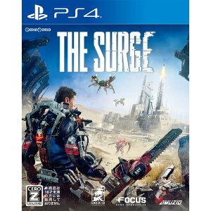 【予約前日発送】[PS4]初回特典付(スペシャル ミニガイドブック) The Surge(ザ …