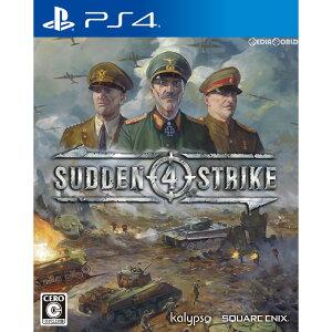【予約前日発送】[PS4]サドン ストライク 4(Sudden Strike 4)(20171…