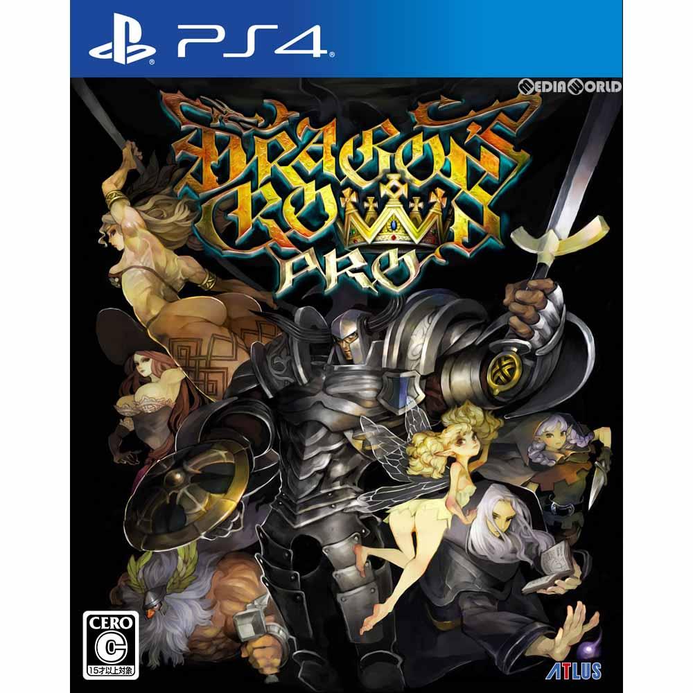 プレイステーション4, ソフト PS4(Dragons Crown PRO) (20180208)