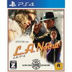 【中古】[PS4]L.A.ノワール(L.A. Noire)(20171207)