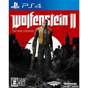 【予約前日発送】[PS4]ウルフェンシュタイン 2: ザ ニューコロッサス(Wolfenste…