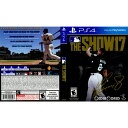 【中古】[PS4]MLB The Show 17(MLB ザ ショー ...