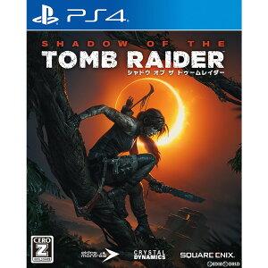 【中古】[PS4]シャドウ オブ ザ トゥームレイダー(SHADOW OF THE TOMB RAIDER)(20180914)