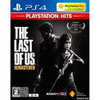 【中古】[PS4]The Last of Us Remastered(ラスト・オブ・アス リマスタード) PlayStation Hits(PCJS-73502)(20180726)
