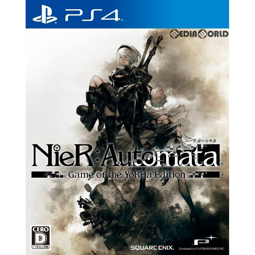 プレイステーション4, ソフト PS4NieR:Automata Game of the YoRHa Edition( )(20190221)
