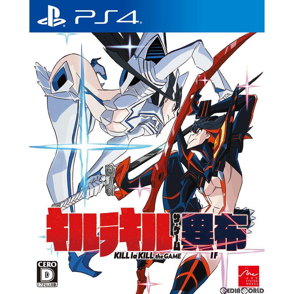 プレイステーション4, ソフト PS4 --(KILL la KILL the GAME IF) (20190725)