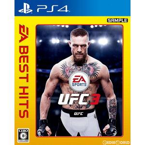 【新品】【お取り寄せ】[PS4]EA BEST HITS EA SPORTS UFC 3(PLJM-16480)(20190718)