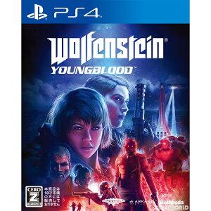 【新品即納】[PS4]ウルフェンシュタイン: ヤングブラッド(Wolfenstein: Youngblood)(20190808)