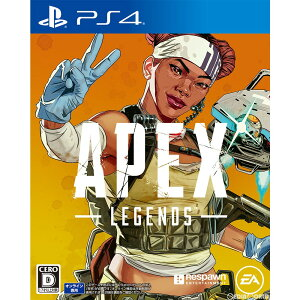 【新品】【お取り寄せ】[PS4]エーペックスレジェンズ ライフラインエディション(Apex Legends Lifeline Edition)(オンライン専用)(20191018)