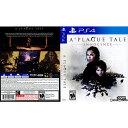 【中古】[PS4]A Plague Tale: Innoce...