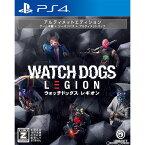 【予約前日発送】[PS4]初回特典付(ゴールデンキングパックDLコード) ウォッチドッグス レギオン(Watch Dogs: Legion) アルティメットエディション(限定版)(発売日未定)
